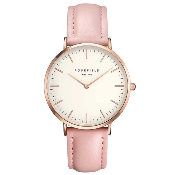 Rosefield The Bowery White Pink Rose Gold - BWPR-B7