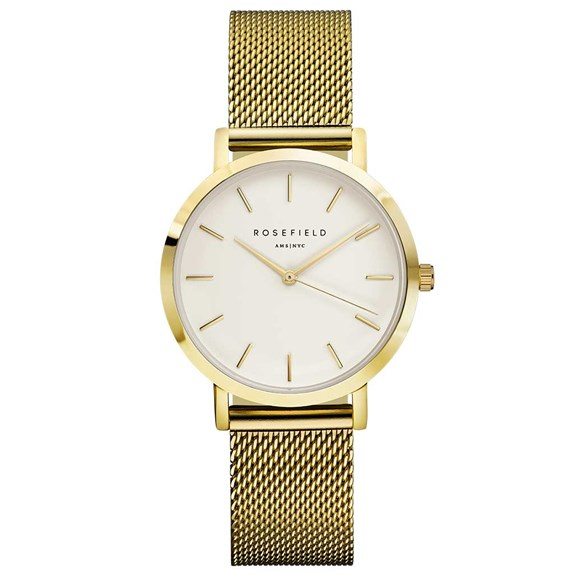 Rosefield The Tribeca White Gold - TWG-T51