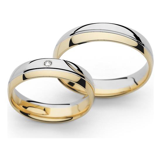 Vjenčano prstenje mp1004