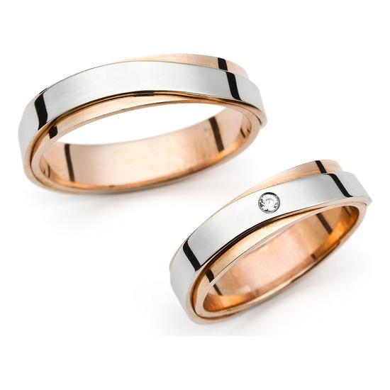 Vjenčano prstenje mp1188