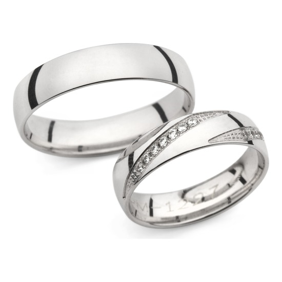 Vjenčano prstenje mp1227