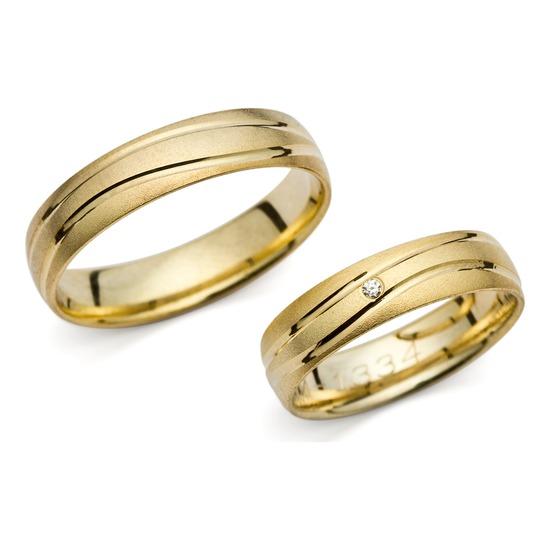 Vjenčano prstenje mp1334