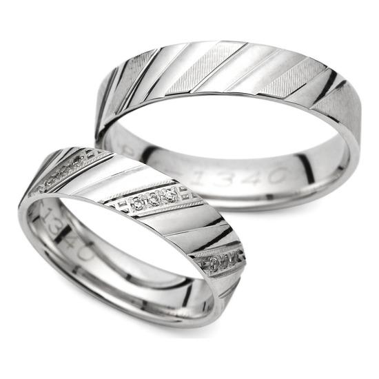 Vjenčano prstenje mp1340
