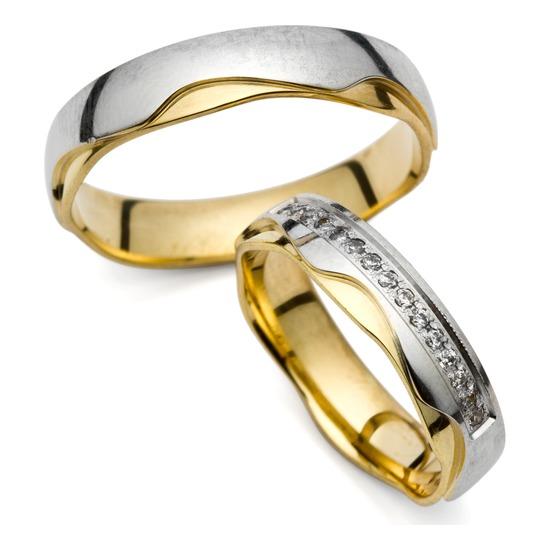 Vjenčano prstenje mp1350