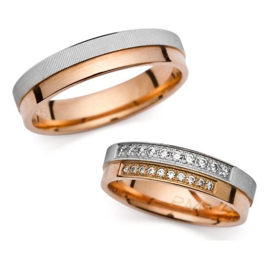 Vjenčano prstenje mp1365