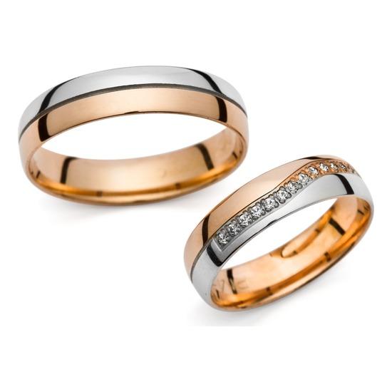 Vjenčano prstenje mp1366