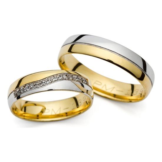 Vjenčano prstenje mp1395