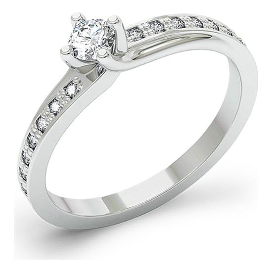 Dijamantni prsten 2400